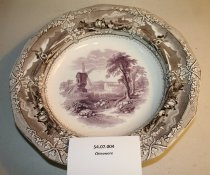Image of Plate, Dinner, 54.7.004