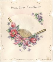 Image of 14.11.01, Easter Card from Spitler to Armstrong