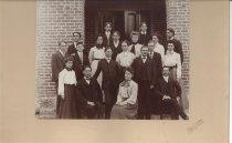 Image of Reuel B. Pritchett Museum Collection - Bridgewater College (Bridgewater, Va.), Class of 1904
