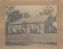 Image of Reuel B. Pritchett Museum Collection - Rocky Ridge (Monocacy) Church of the Brethren, Rocky Ridge, Maryland, pre 1902