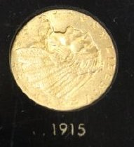 Image of 94.1.001, Coin, 1915