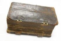 Image of 1911.1.001, Book, Mack Bible- Text Block