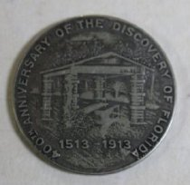 Image of Token Commemorative, 54.1.1365, side a