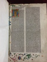 Image of 54.1.1694, Leaf, Detail