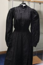 Image of 89.9.002a Bodice with Skirt