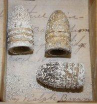 Image of 54.1.410b, Bullet, Minie