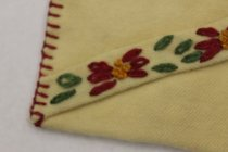 Image of 89.4.013a Purse Back Embroidery Detail