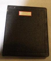 Image of Weldon T. Myers, Rockingham County, Virginia, scrapbook, 1933-1939 - MC 103617