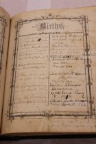 Image of 17.13.002, Book, Births List