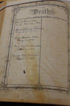Image of 17.13.002, Book, Deaths List