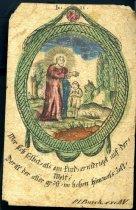 Image of 1911.1.002, Ephemera, Confirmation Verse