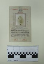 Image of Card, Identification - 2010.028.001