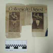 Image of Clipping, Newspaper - 2010.028.008