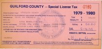 Image of License - 2005.113.006