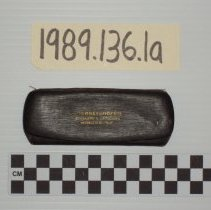 Image of 1989.136.1a (Case closed)