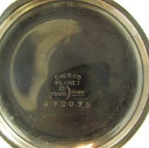 Image of 2002.22.8a Case, Watch