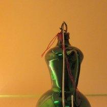 Image of Green Tea Pot Christmas Ornament