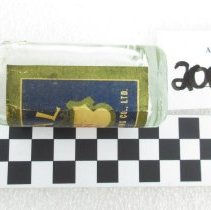 Image of 2013.175.6 Bottle, Condiment