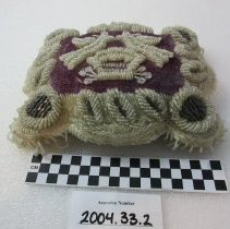Image of Pillow, Ring - 2004.33.2