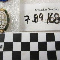 Image of Pin, lapel - 7.89.168e
