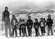Image of Kids Ski School Class