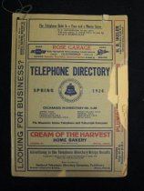 Image of 2003.045.0002 - Directory, Telephone
