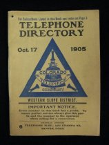 Image of 2010.010.0002 - Directory, Telephone