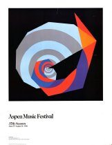 Image of Aspen Music Festival Program, 1986