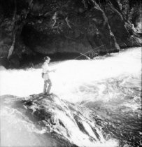 Image of Fishing on the Roaring Fork River