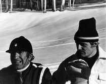 Image of Jean-Claude Killy and Fred Iselin 1968