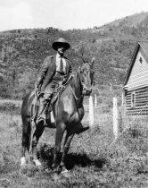 Image of Len Shoemaker at Woody Creek Ranger Station
