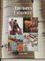 Image of The Aspen Catalogue, Summer 1994