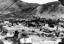 Image of View of Aspen, 1950-