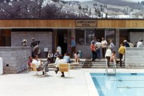 Image of James E. Moore Pool, 1970-