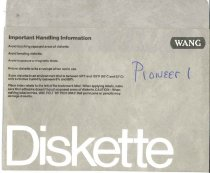 Image of 2013.044.0112 - Diskette