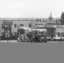 Image of 0059 - Beacon Gas Station, Figueroa Street