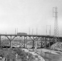 Image of F-0208 - East First Street Bridge and Viaduct
