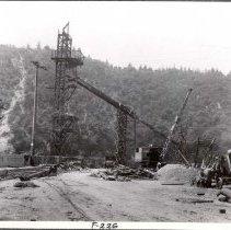Image of F-0226 - Construction of Dayton Avenue Bridge