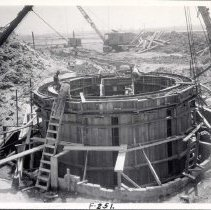Image of F-0251 - Mar Vista Sewage Pumping Plant Caisson
