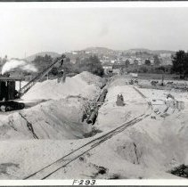 Image of F-0293 - Sanitary Clay Pipe Sewer at Verdugo Road and Glassell Avenue