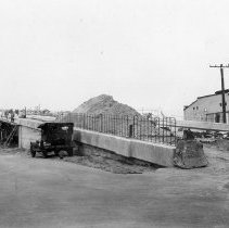 Image of F-0580 - Construction of Spring Street Viaduct
