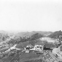 Image of F-0590 - Cahuenga Boulevard and Easterly Hills