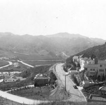 Image of F-0591 - Cahuengua Boulevard and Improvements in the Adjacent Hills