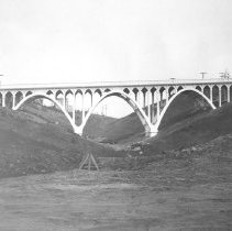 Image of F-0721 - Franklin Avenue Bridge, general view