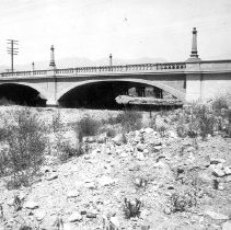Image of F-0766 - San Fernando Road Bridge