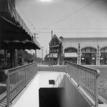 Image of F-0845 - Beverly Boulevard and Union Avenue School Tunnel