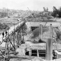 Image of F-1062A - First Street Viaduct