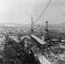 Image of F-1086 - Glendale-Hyperion Viaduct construction