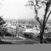 Image of F-1143 - Spring Street Viaduct