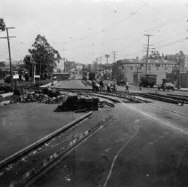 Image of F-1258 - Sunset Boulevard and Myra Avenue Bridge